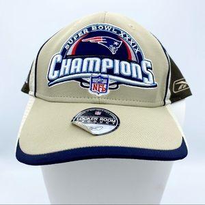 Reebok NFL Super Bowl XXXIX New England Patriots